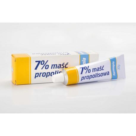 7% Maść propolisowa 30g